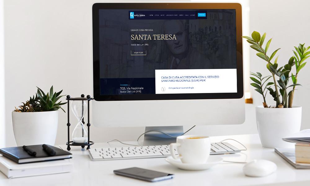 casa di cura santa teresa isola del liri sitoweb